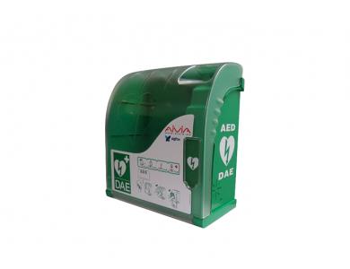 Armoire Aivia 100W - Armoire connectée avec alarme pour défibrillateurs HS1 et FRx