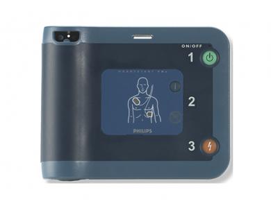 Pack Défibrillateur Philips FRx Intérieur Sécurisé